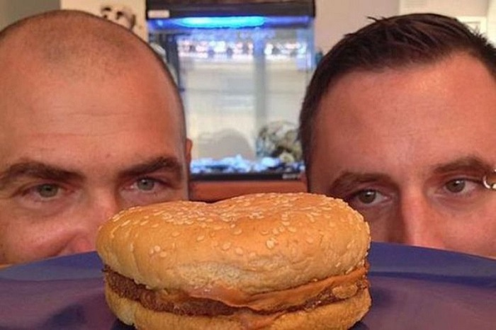 Про еду из McDonalds