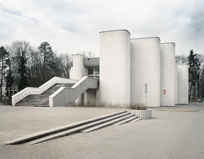 Дворец бракосочетания в Вильнюсе, Литва, 2010 год