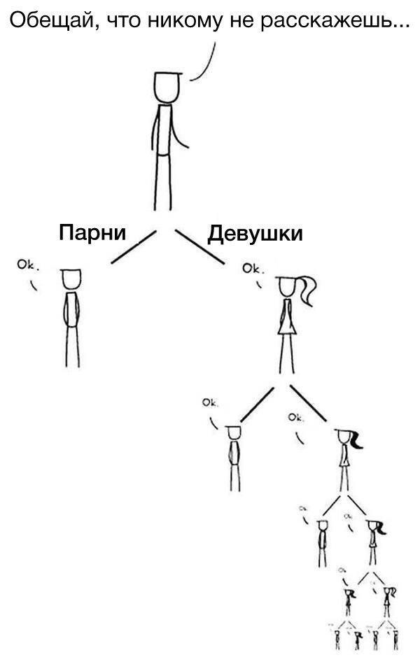 Мы разные