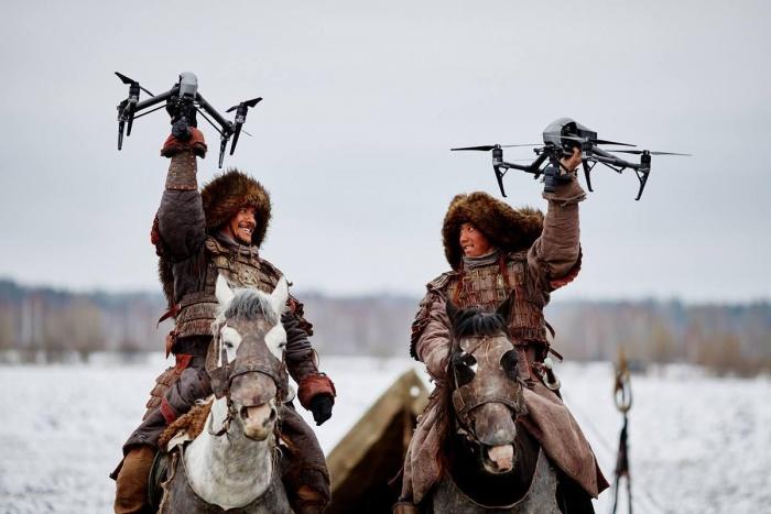 Монголия, наши дни