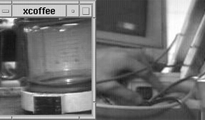 Первая в мире вебкамера