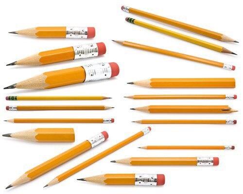 Как появился карандаш