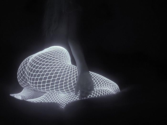 3D модель попы