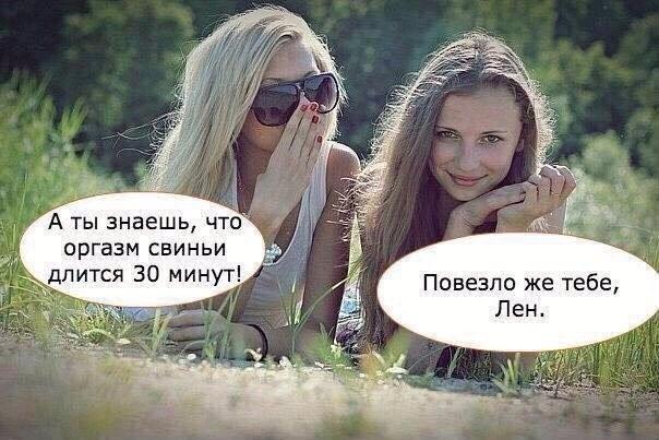 Женской дружбы не бывает
