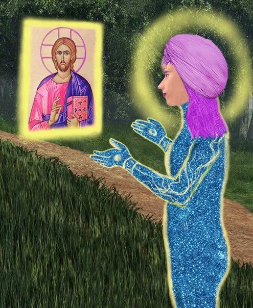христианство, художник diezelsun, религия, пришельцы, нордические пришельцы, инопланетяни, инопланетяне, инопланетный мир, изображения инопланетян, вера, боги, библия, diezelsun, diezel sun, aliens, alien