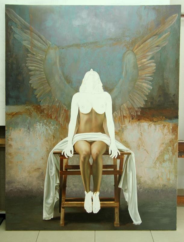 Блог им. Heavy: Эротическая живопись в реалистичном стиле