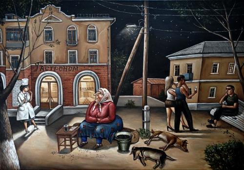 Картины художницы Анжелы Джерих