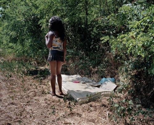 Нигерийские проститутки в Италии