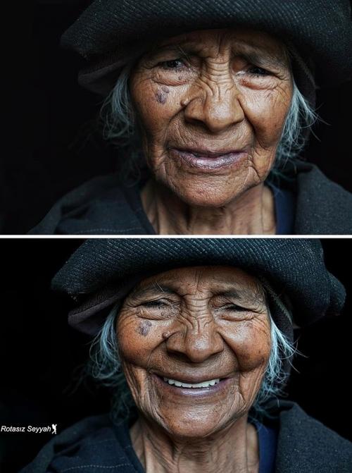 Реакция женщин на фразу «Вы красивы»
