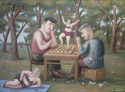 Провинциальный реализм Владимира Любарова