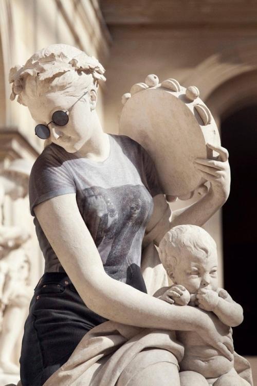 Современная мода и античность