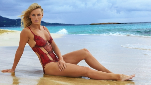 Sports Illustrated Body Painting