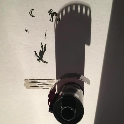 Иллюстрации Винсента Баля