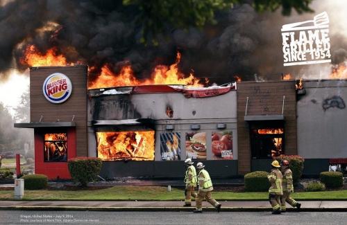 Реклама Burgerking