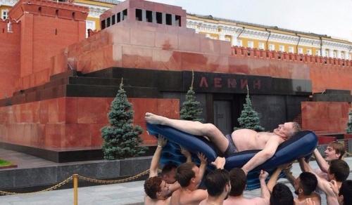 Фотожаба на Жириновского