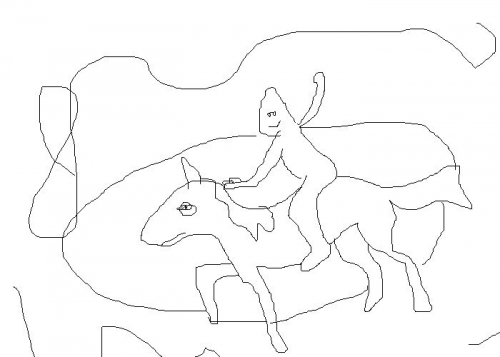 Рисуем шедевры живописи