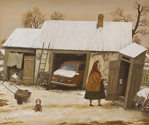 Валентин Губарев - Картины незрелого социализма
