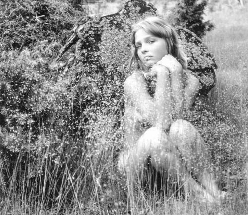 Первые фотографии ню в СССР