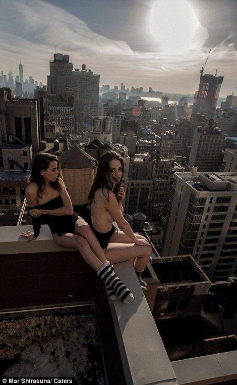 Красавица и Нью-Йорк