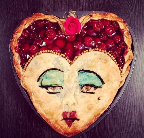 Пироги которые жалко есть