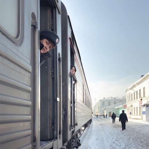 Россия на iPhone