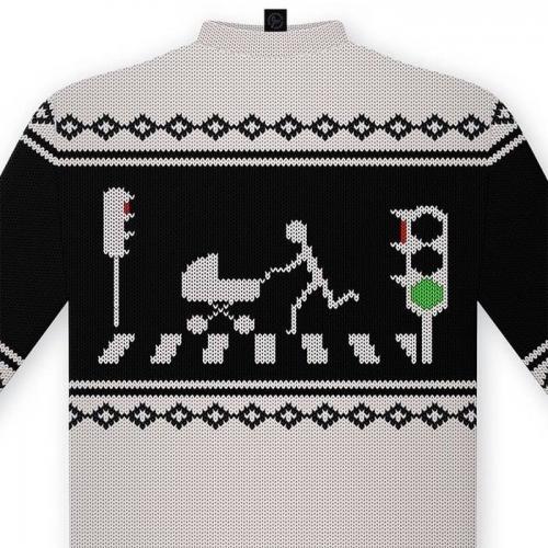 """Коллекция зимних свитеров """"с оленями"""""""