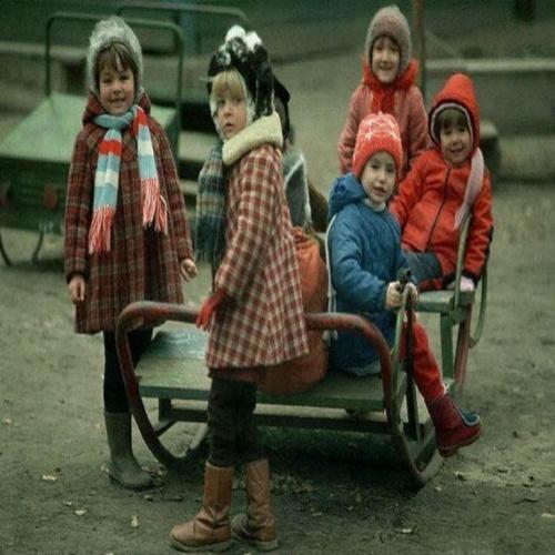 Дети СССР были другими