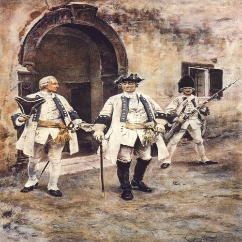 Как Австрийская армия воевала сама с собой