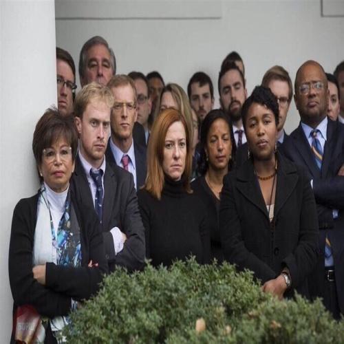 Трампа встречают в Белом доме