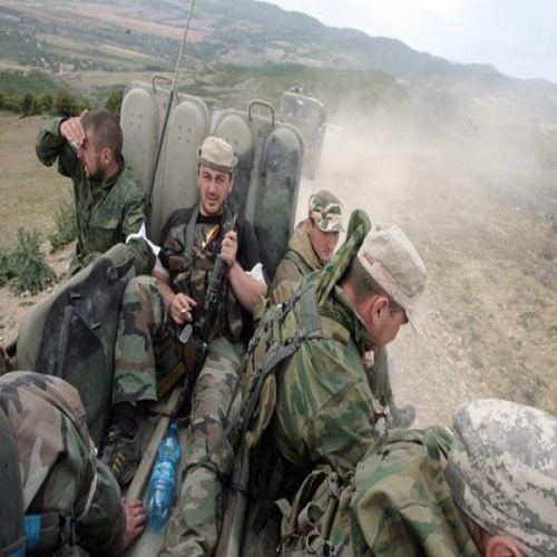 Как я был на маленькой войне в 2008 г.