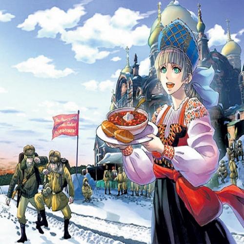Россия глазами японцев