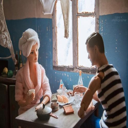 Жизнь Барби и Кена в СССР