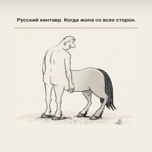 Русский кентавр